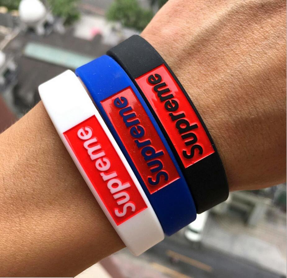 supreme wristband