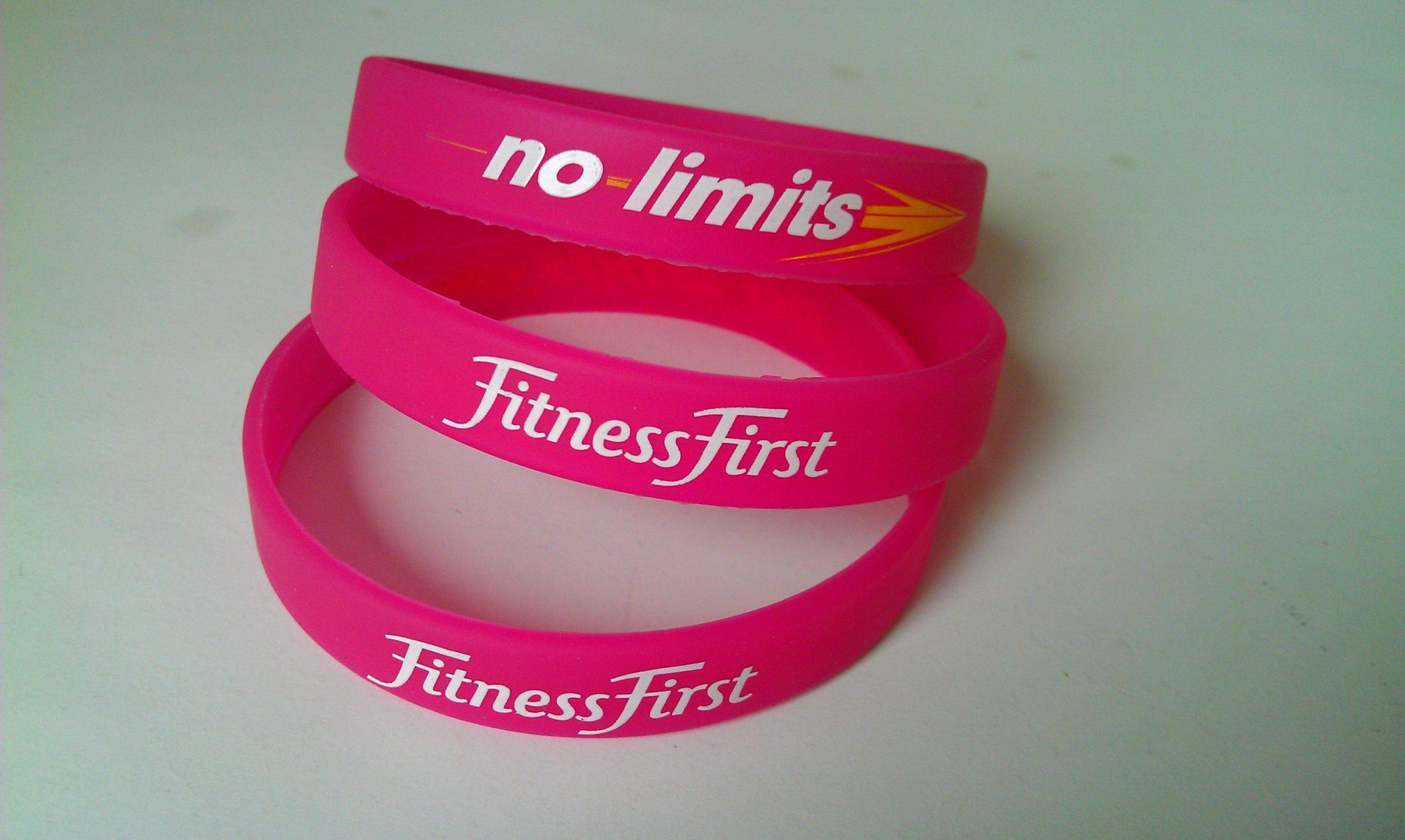 wristbands message