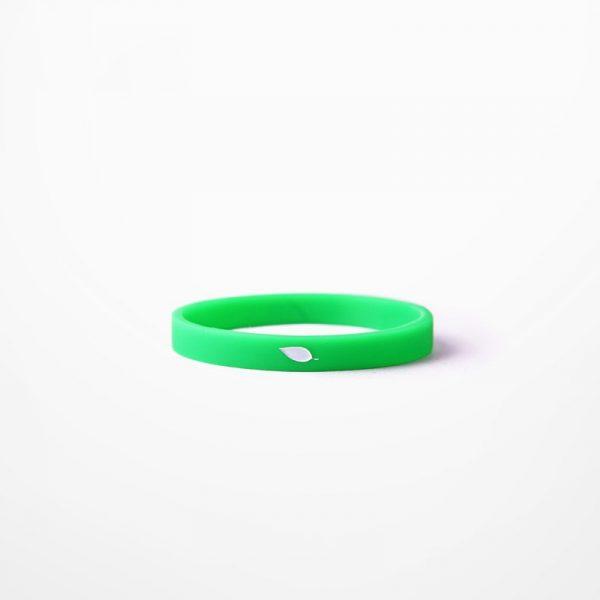 Thin Silicone Wristband